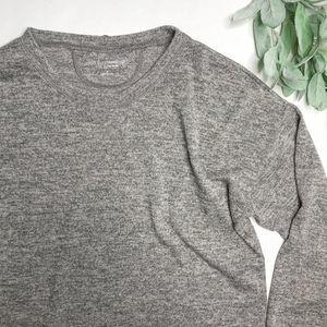 SOFT SURROUNDINGS size Small gray pajama top